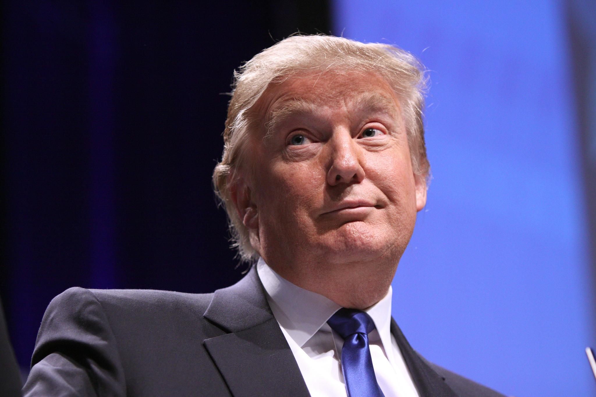 выбор трамп