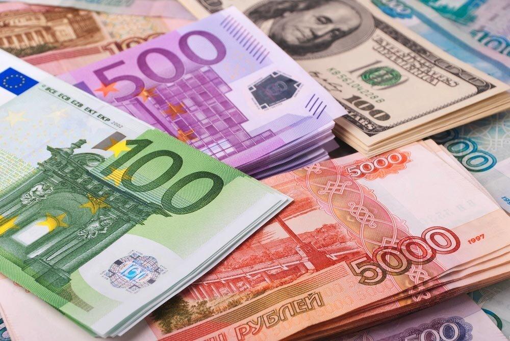 перевод в рублях и евро