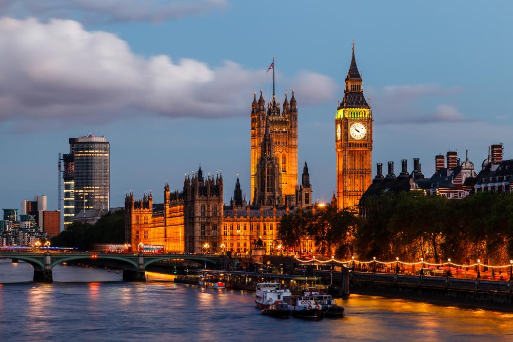 политическая неопределенность в англии