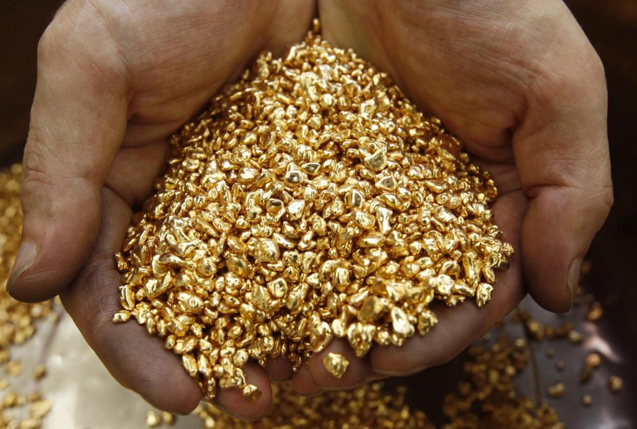 брокеры с торговлей золотом