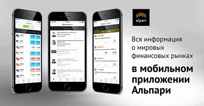 Alpari Mobile, Android