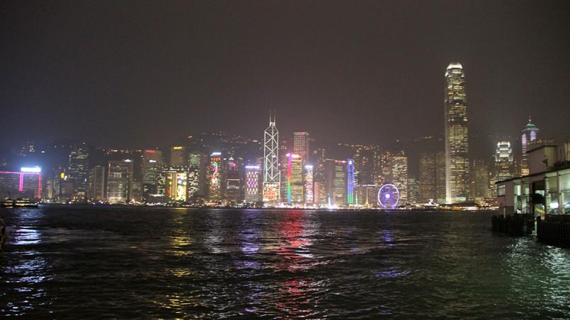 Цинмин в Гонконге