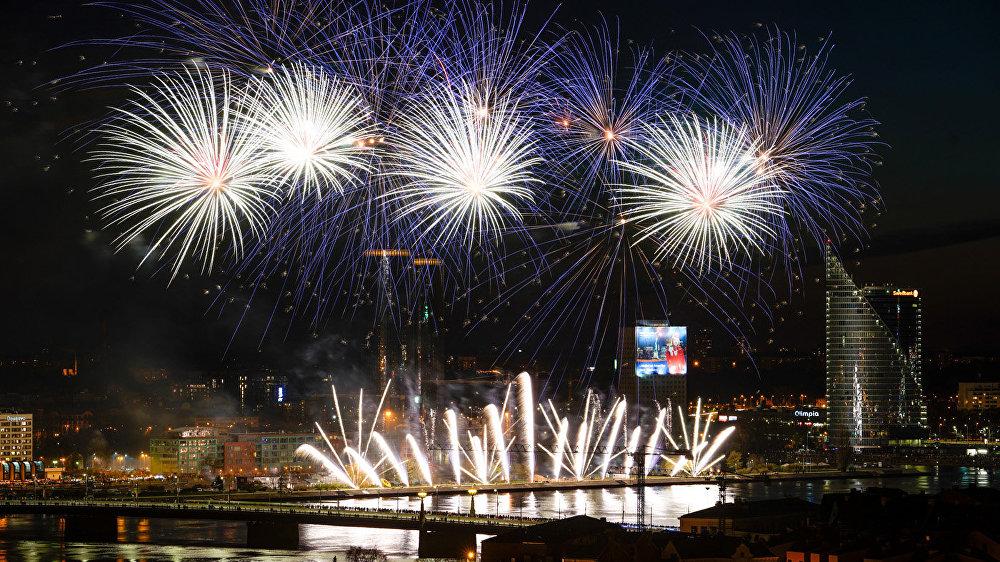 день независимости в Латвии