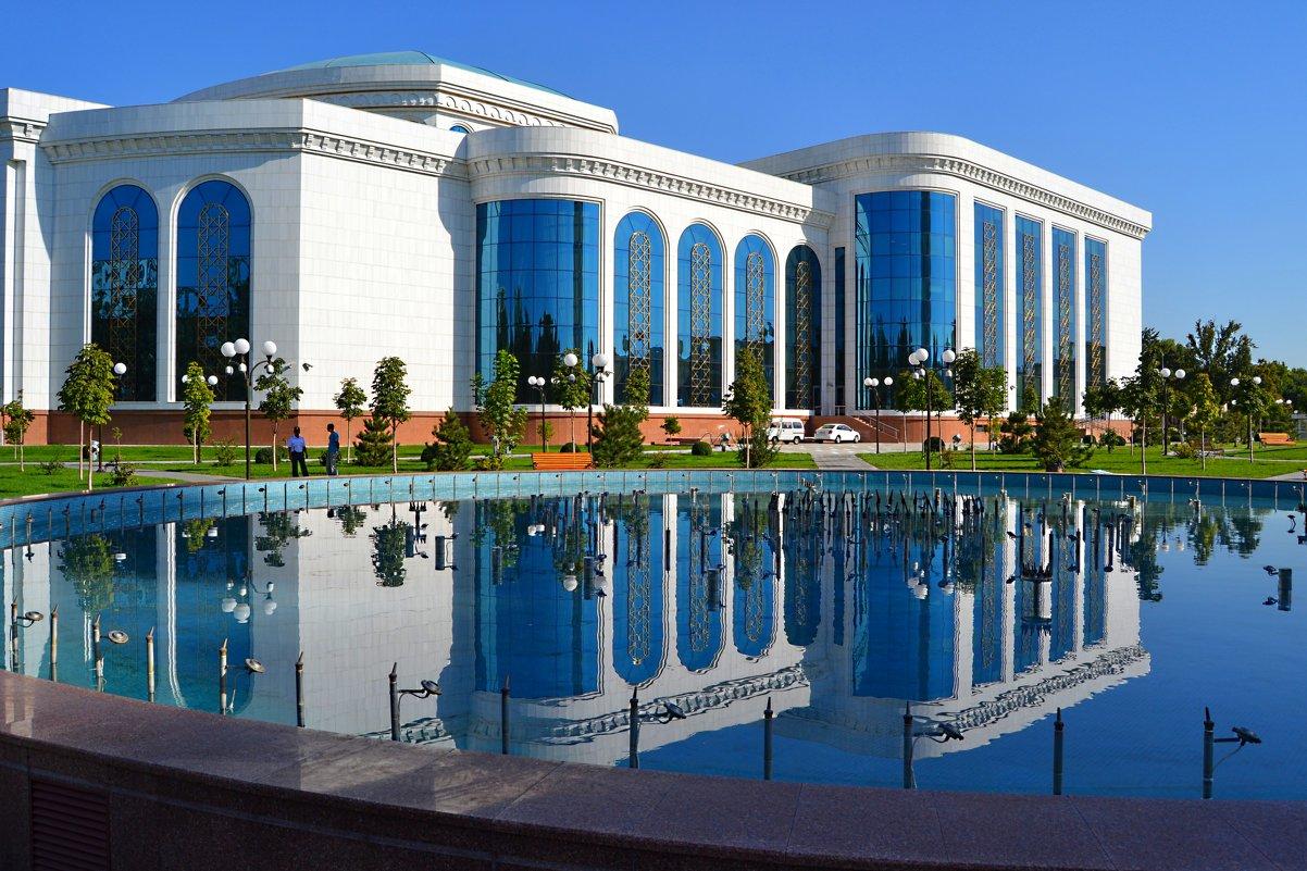 клубный день в Ташкенте
