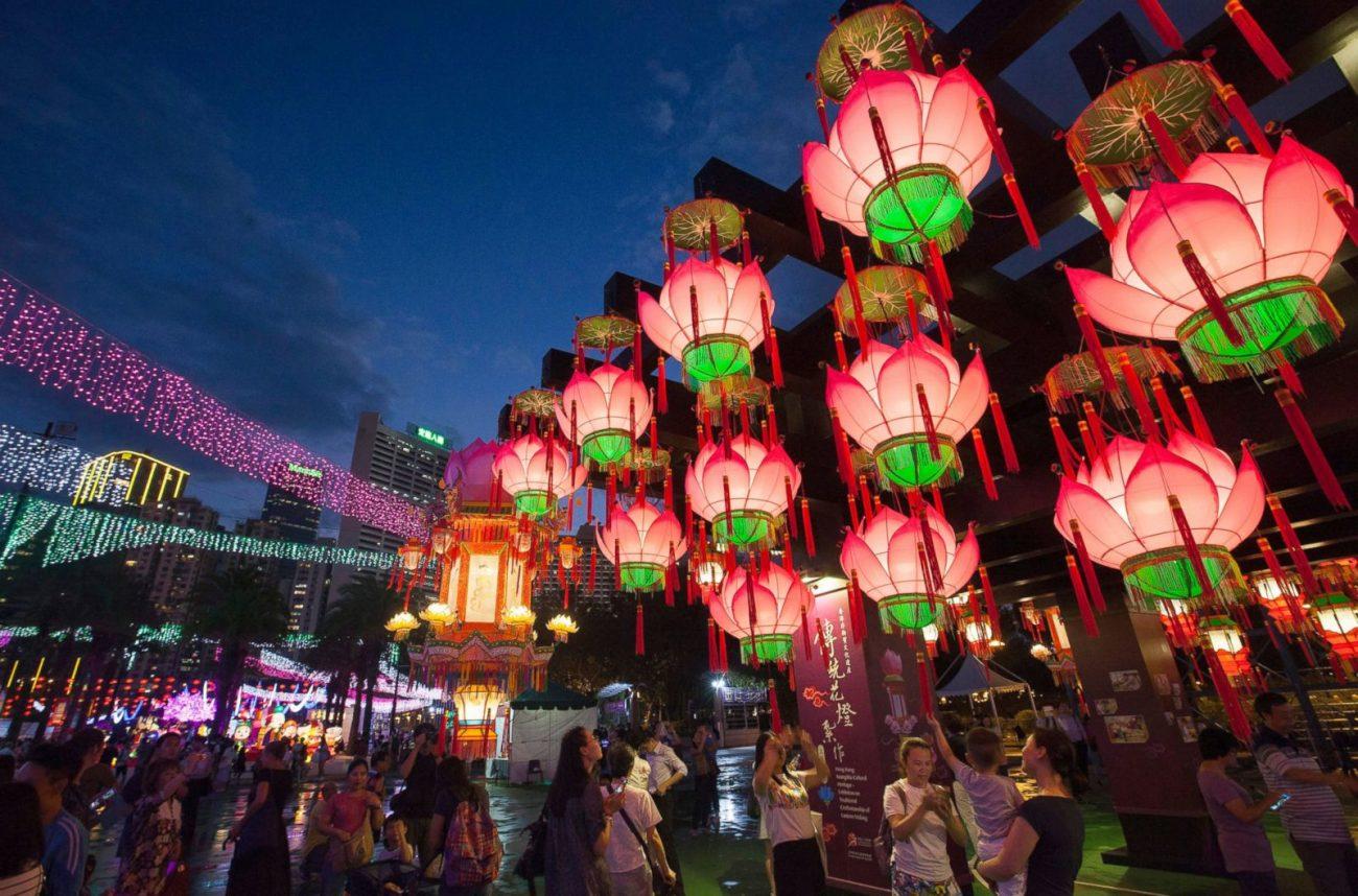 в Гонконге праздники