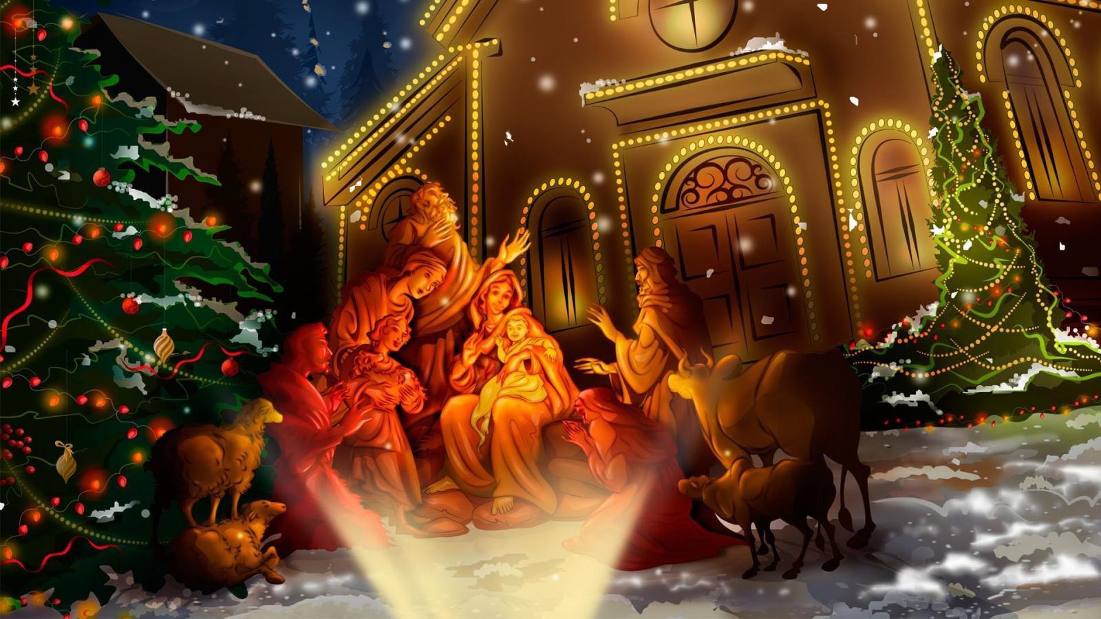 расписание на католическое рождество