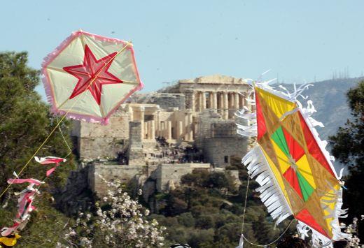 Чистый понедельник в Греции