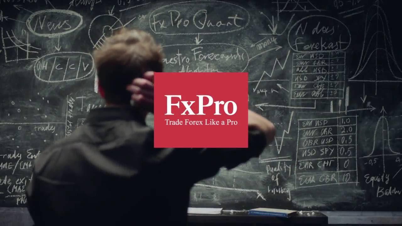 FxPro обучение
