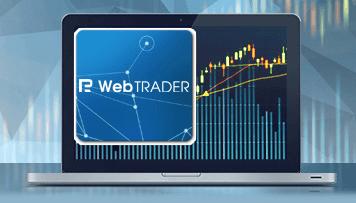 RoboForex терминал WebTrader