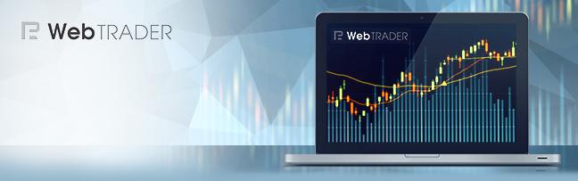 WebTrader от RoboForex