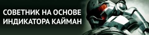 индикатор Кайман