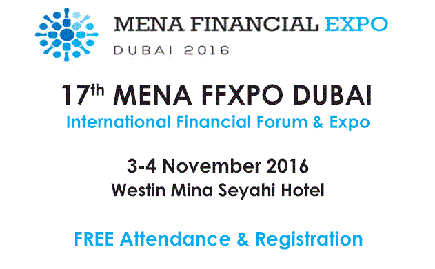 MENA Financial Forum & Expo 2016